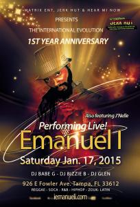 Jan 17 2015 Emanuel I